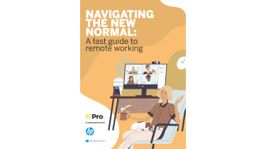 A fast guide to remote working from HP