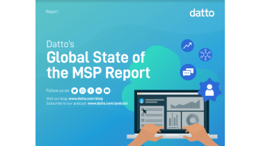 Trends, growth drivers, and challenges in the world of MSPs - whitepaper from Datto
