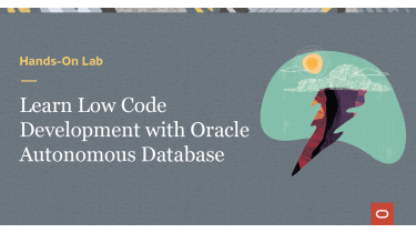 low code development workshop