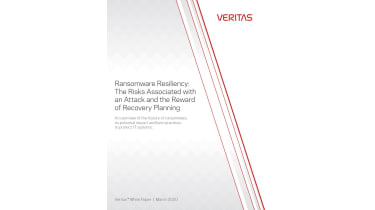 How to defend against ransomware - free guide to ransomware from Veritas