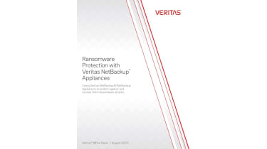 Veritas NetBackup - how to protect from ransomware whitepaper