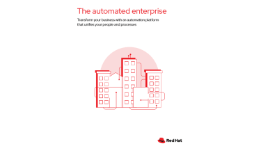 automated enterprise - how to automate your enterprise - Red Hat whitepaper