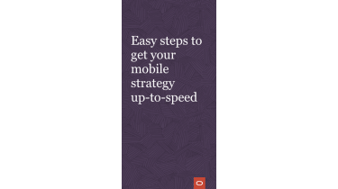 How to refresh your mobile marketing strategy - whitepaper