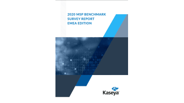 2020 MSP benchmark survey - how can MSPs grow and what challenges do they face - whitepaper