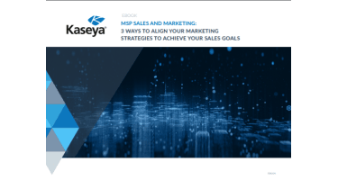 Three ways to align your marketing strategies to achieve your sales goals - whitepaper