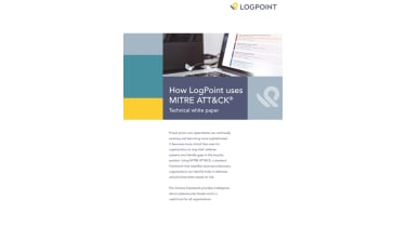 How to improve your cyber security with MITRE ATT&CK - A LogPoint whitepaper