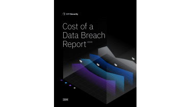 cost of a data breach report 2020 - whitepaper from IBM