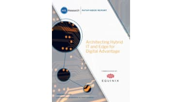 Architecting hybrid IT and edge for digital advantage - whitepaper from Equinix