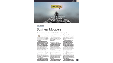 Business bloopers - The Business Briefing - IT Pro