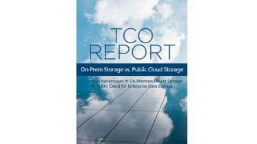 On-prem storage vs. public cloud storage - whitepaper from Cloudian