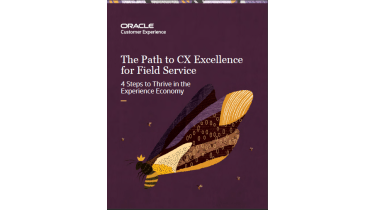 Four steps to field service excellence
