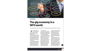 The gig economy in a work-from-home world - The Business Briefing from IT Pro