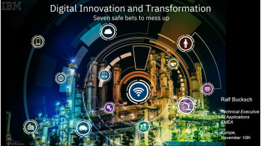 Seven steps to successful digital transformation - whitepaper from IBM