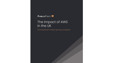 The impact of AWS in the UK - whitepaper from AWS