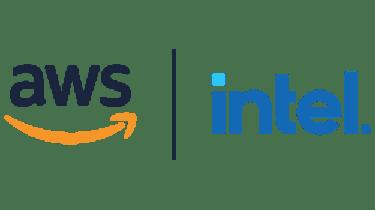 AWS Intel Partner logo