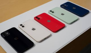 iPhone 12's on sale in China