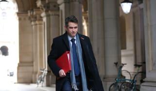 The education secretary Gavin Williamson