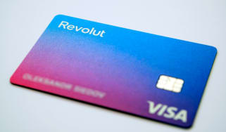 The Revolut current account card