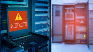 Cyber attack alert