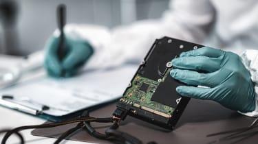 Digital forensic examination