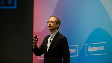Appian CEO Matt Calkins at Appian World 2020