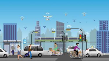 Environmentally friendly smart city