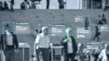 Facial recognition used for mass surveillance
