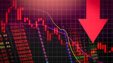 Stocks dropping