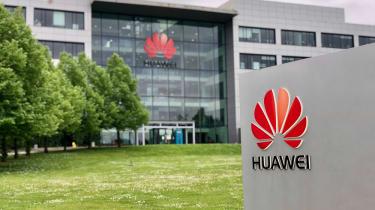 Huawei UK HQ