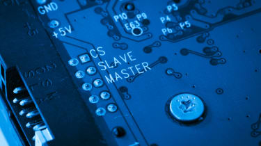 Master and slave on component