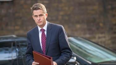 The education secretary, Gavin Williamson