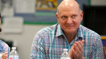 Steve Ballmer who was the Microsoft CEO from 2000 to 2014