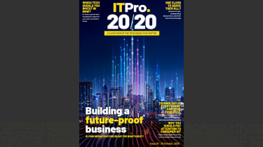 IT Pro 20/20 October issue cover