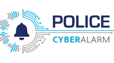 Logo of the Police CyberAlarm tool