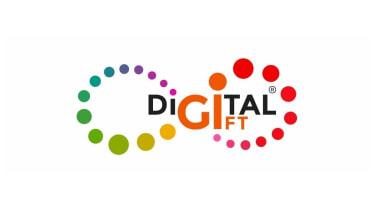 DigitalGift logo on a white background