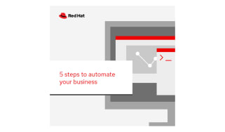 How to automate your business - whitepaper from Red Hat