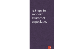 How to deliver modern customer experience - whitepaper guide
