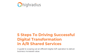 A guide to scoping out an efficient digital A/R operation to deliver business increased value
