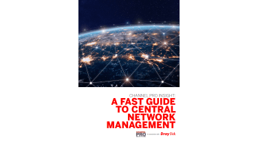 A fast guide to central network management - whitepaper