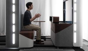 Google's 3D video call booth 'Starline'