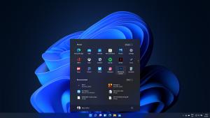 A screenshot of the Windows 11 Start Menu