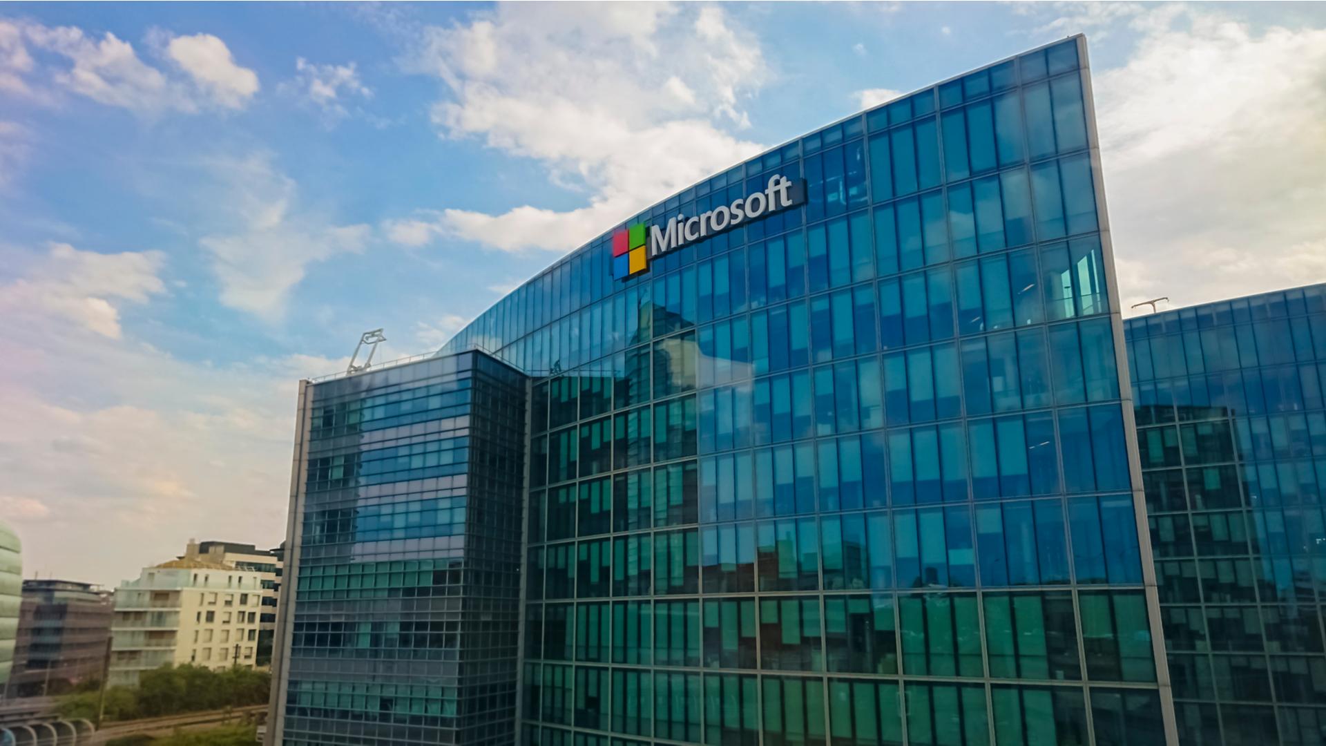 Microsoft revenue beats estimates after Teams surge | IT PRO