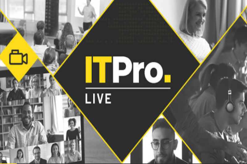 Join us for the inaugural IT Pro Live conference June 22-26 | IT PRO