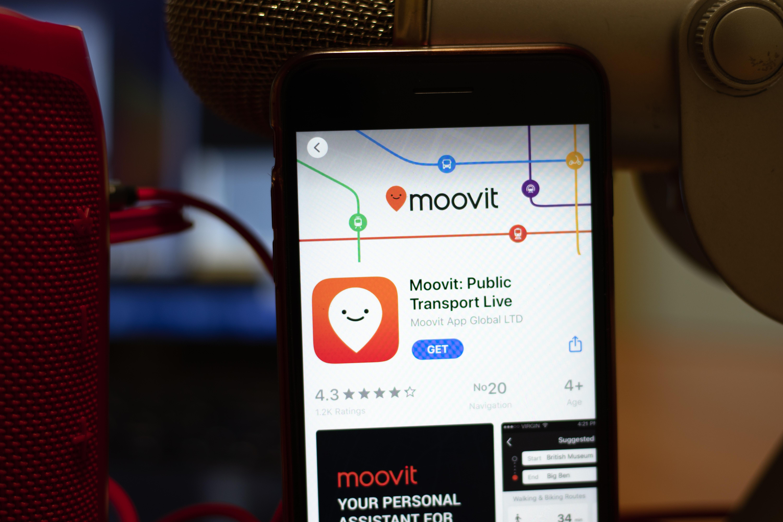 Intel reportedly sets its sights on public transit app Moovit | IT PRO