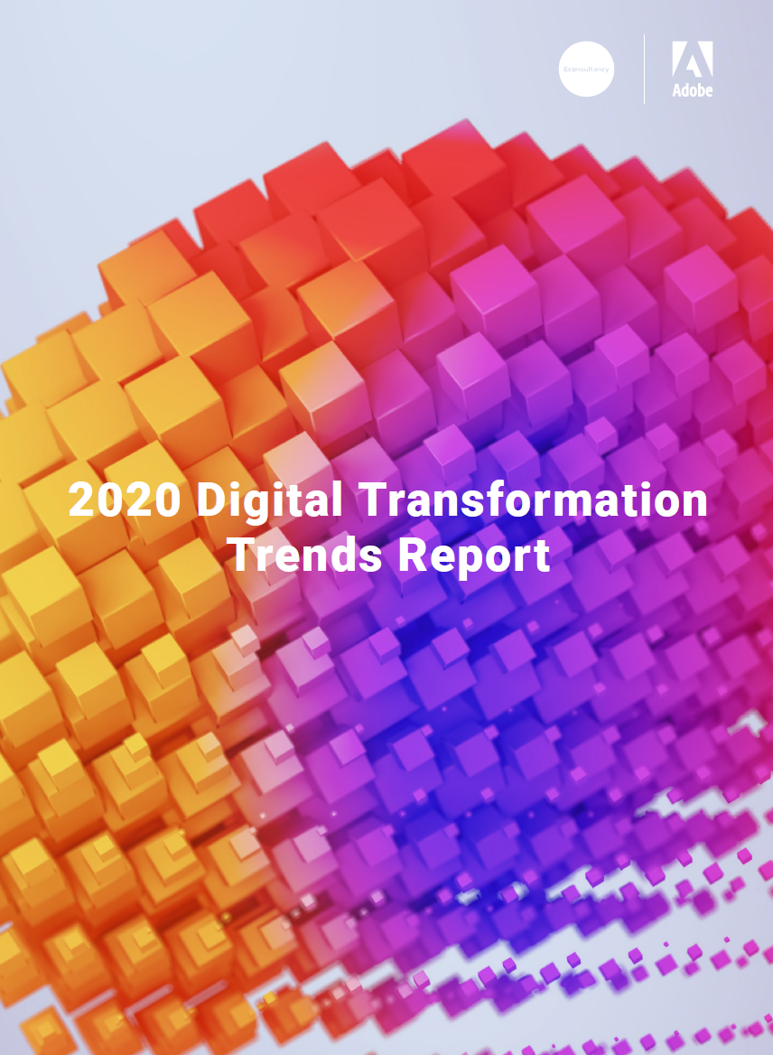 2020 Digital Transformation Trends Report