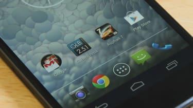 Google Nexus 4 - Display