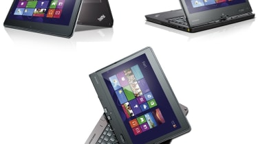 Lenovo ThinkPad Twist - Positions