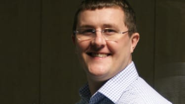Liam Quinn, IT director, Richmond Events