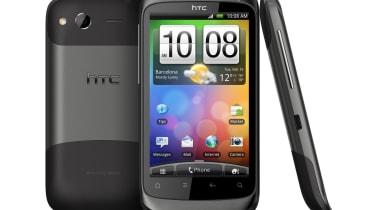 The HTC Desire S