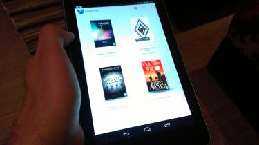 Google Nexus 7 - Brightness